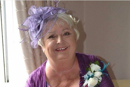 Husband compensated after cancer sufferer died following fall from hospital trolley
