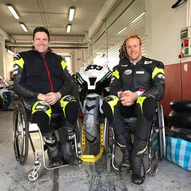 Spinal Cord Injuries  –  Life after Paralysis