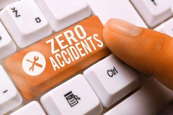 Accident at work statistics and 'attitudes' towards health and safety show 'Vision Zero' still a long way off despite further calls to create a 'prevention culture'